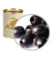 Olive Denocciolate Nere Intere in Latta 28/32