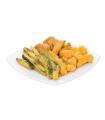 Tris di Verdure Pastellate (Prefritte)